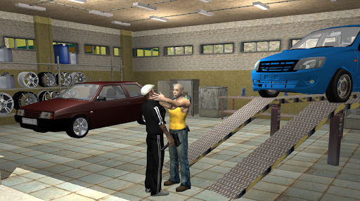 Criminal Russia 3D.Gangsta way 9.1.1 screenshots 2