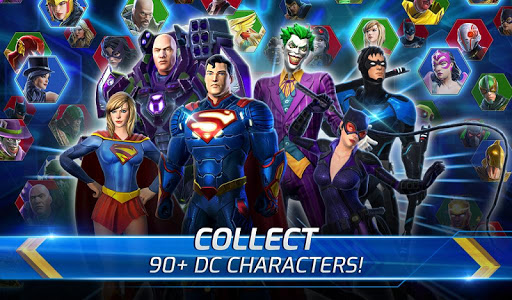 DC Legends Battle for Justice 1.23 screenshots 2