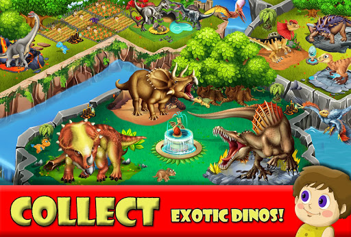 Dino Battle 10.04 screenshots 2