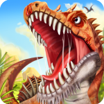 Download Dino Battle 10.04 MOD APK Unlimited Gems
