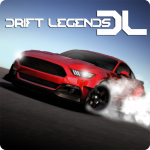 Download Drift Legends 1.8.6 APK MOD Unlimited Money