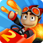 Download Full Beach Buggy Racing 2 1.3.0 MOD APK Unlimited Gems