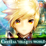 Download Full Crystal Hearts World 1.12 MOD APK Unlimited Cash
