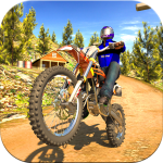 Download Full Offroad Bike Racing 1.9 APK MOD Unlimited Gems