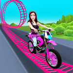Download Full Thrill Rush Theme Park 2.12.6 MOD APK Unlimited Money