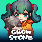Download Grow Stone Online : 2d pixel RPG, MMORPG game 1.409 MOD APK Unlimited Cash