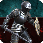 Download Kingdom Quest Crimson Warden 3D RPG 1.22 MOD APK Unlimited Gems
