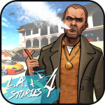 Download LA Stories 4 New Order Sandbox 2018 1.15 MOD APK Unlimited Cash