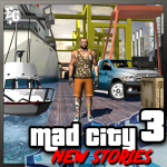 Download Mad City Crime 3 New stories 1.42 APK MOD Unlimited Money