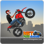 Download Moto Wheelie 0.3.6 MOD APK Unlimited Cash