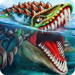Download Sea Monster City 10.01 MOD APK Unlimited Money