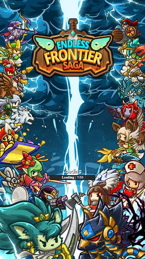 Endless Frontier Saga 2 – Online Idle RPG Game 2.5.1 screenshots 1