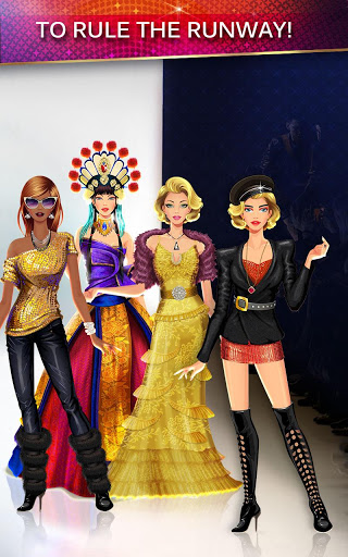 Fashion Diva Dress up Makeup Style amp Design 2.5 screenshots 2