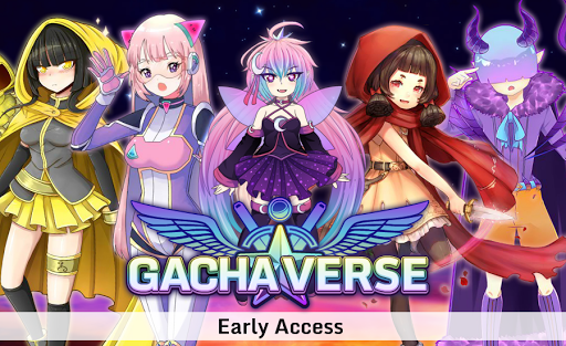 Gachaverse RPG amp Anime Dress Up 0.7.8 screenshots 1