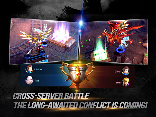 Goddess Primal Chaos – en Free 3D Action MMORPG 1.82.21.032000 screenshots 1