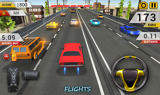 Highway Car Driving Highway Car Racing Game 1.9 screenshots 1