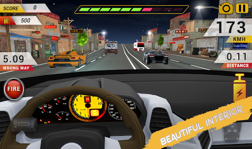 Highway Car Driving Highway Car Racing Game 1.9 screenshots 2