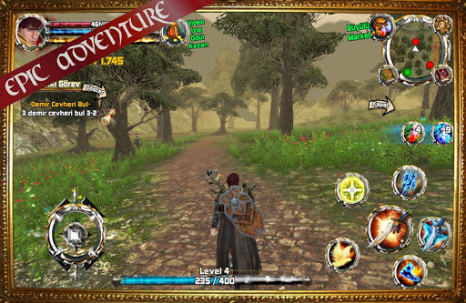 Kingdom Quest Crimson Warden 3D RPG 1.22 screenshots 1