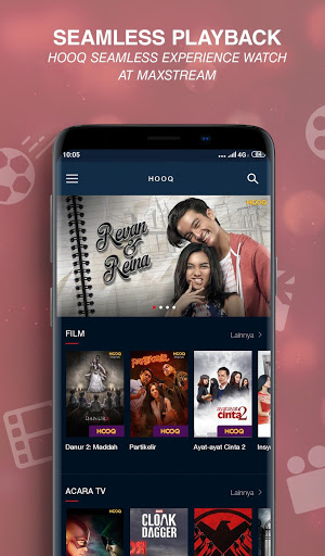 MAXstream – Stream Live Sports TV Shows amp Movies 1.3.0 screenshots 2