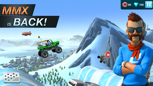 MMX Hill Dash 2 Offroad Truck Car amp Bike Racing 5.00.11445 screenshots 1