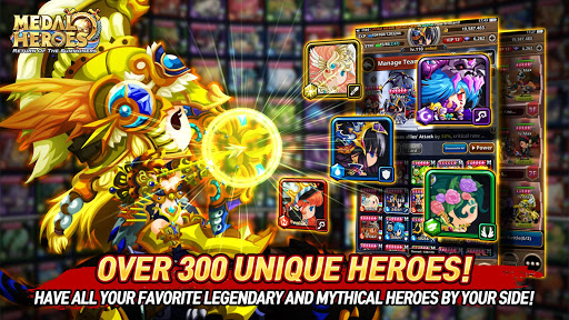 Medal Heroes Return of the Summoners 2.5.4 screenshots 2