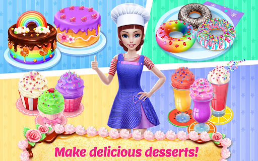 My Bakery Empire – Bake Decorate amp Serve Cakes 1.0.7 screenshots 1