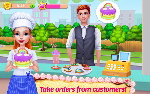 My Bakery Empire – Bake Decorate amp Serve Cakes 1.0.7 screenshots 2