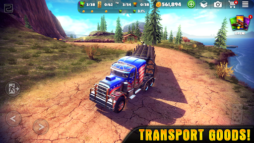 Off The Road – OTR Open World Driving 1.2.7 screenshots 1