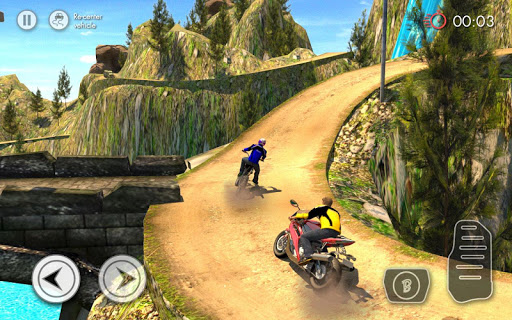 Offroad Bike Racing 1.9 screenshots 1