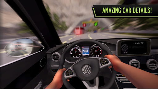 POV Car Driving 2.7 screenshots 2