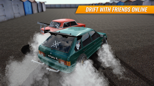 Russian Car Drift 1.6.1 screenshots 1