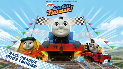 Thomas amp Friends Go Go Thomas 2.1 screenshots 1