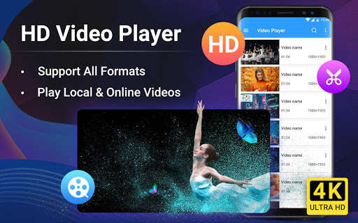 Video Player Pro – Full HD amp All Formatsamp 4K Video 1.1.7 screenshots 1