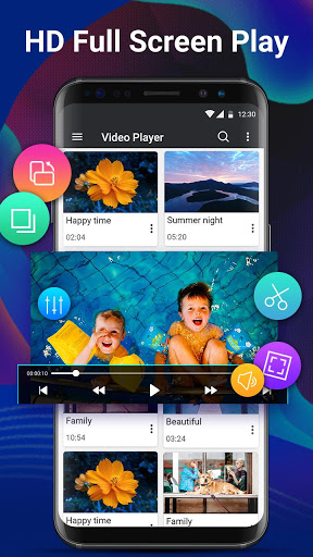 Video Player Pro – Full HD amp All Formatsamp 4K Video 1.1.7 screenshots 2