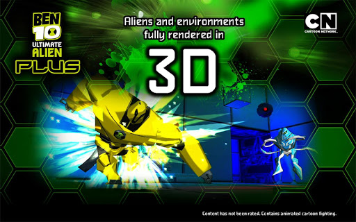 Ben 10 Xenodrome Plus 1.1.1 screenshots 2