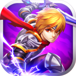 Download Full Brave Knight: Dragon Battle 1.4.3 MOD APK Unlimited Gems