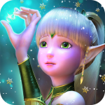 Download Full Throne of Elves: 3D Anime Action MMORPG 2.18.10 APK MOD Unlimited Gems