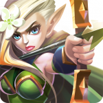 Download Magic Rush: Heroes 1.1.211 APK MOD Unlimited Cash