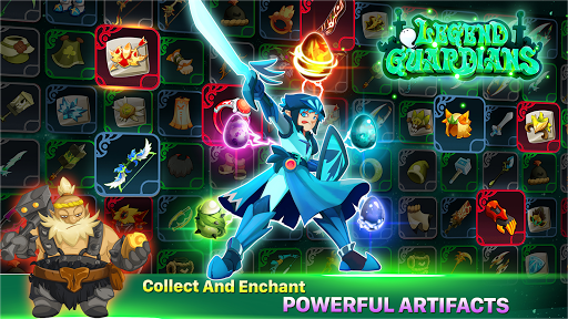 Epic Knights Legend Guardians – Heroes Action RPG 1.0.3.4 screenshots 1