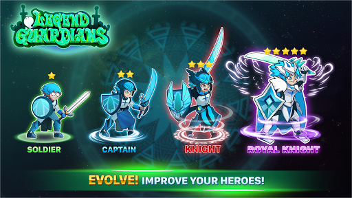 Epic Knights Legend Guardians – Heroes Action RPG 1.0.3.4 screenshots 2