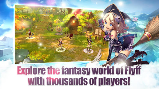 Flyff Legacy – Anime MMORPG 3.1.20 screenshots 1