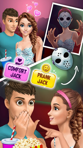 Hannahs College Crush – First Date amp Makeover 7.0.16 screenshots 1