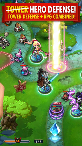 Magic Rush Heroes 1.1.211 screenshots 2