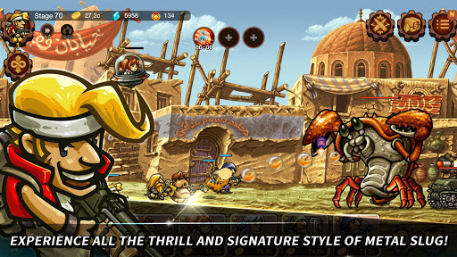 Metal Slug Infinity Idle Game 1.0.34 screenshots 1