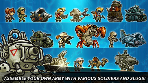 Metal Slug Infinity Idle Game 1.0.34 screenshots 2