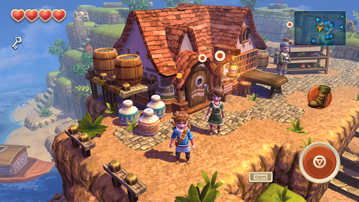 Oceanhorn 1.1.1 screenshots 1