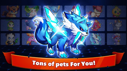 Pet Alliance 2 – Monster Battle 17.0 screenshots 1