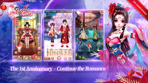 Royal ChaosEnter A Dreamlike Kingdom of Romance 1.3.2 screenshots 1