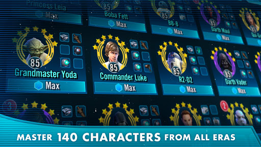 Star Wars Galaxy of Heroes 0.15.423425 screenshots 1