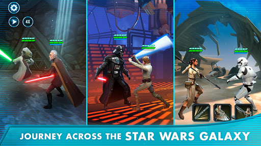 Star Wars Galaxy of Heroes 0.15.423425 screenshots 2